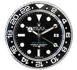 Reloj De Pared De La Sala De Rolex GMT-Master Luminosa