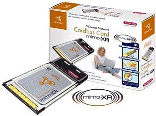 بطاقة Wlan Cardbus Mimo XR من Sitecom