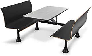 Best cafeteria style seating Reviews
