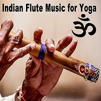 Indian Flute Music for Yoga (Bansuri Music, Instrumental Music, Calming Music & Yoga Music)