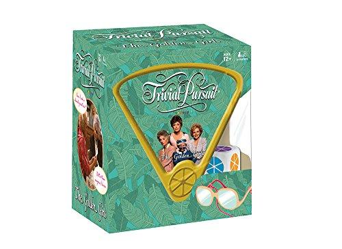 Trivial Pursuit Golden Girls Trivia Game