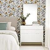 Kenay Home-Vinti Cómoda Sinfonier Dormitorio Blanca 3 Cajones 90x42x80cm (WxDxH)
