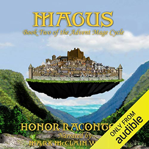 Magus Audiobook By Honor Raconteur cover art