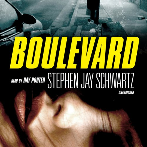 Boulevard  audiobook cover art