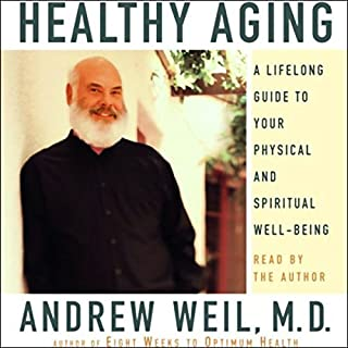 Healthy Aging audiobook cover art