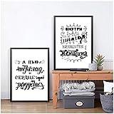 A&D Russische Inspiration Zitate Poster und Drucke