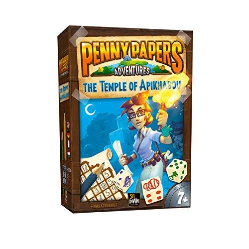 2 Tomatoes Games Aventuras de Penny Papers: El Templo de Apikhabou, Multicolor (8437016497173-0)