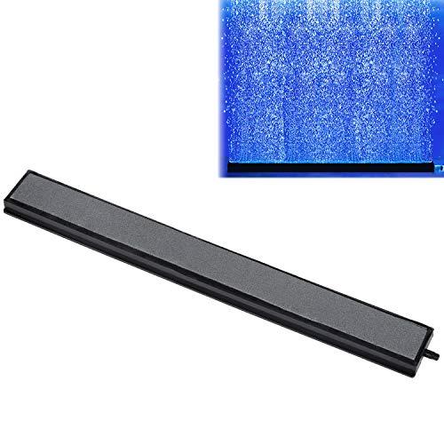 Uniclife 30 cm Air Stone Grey Micro Bubble Stone Bar Difusor Bubbler Airstones para pecera y Bomba de Acuario