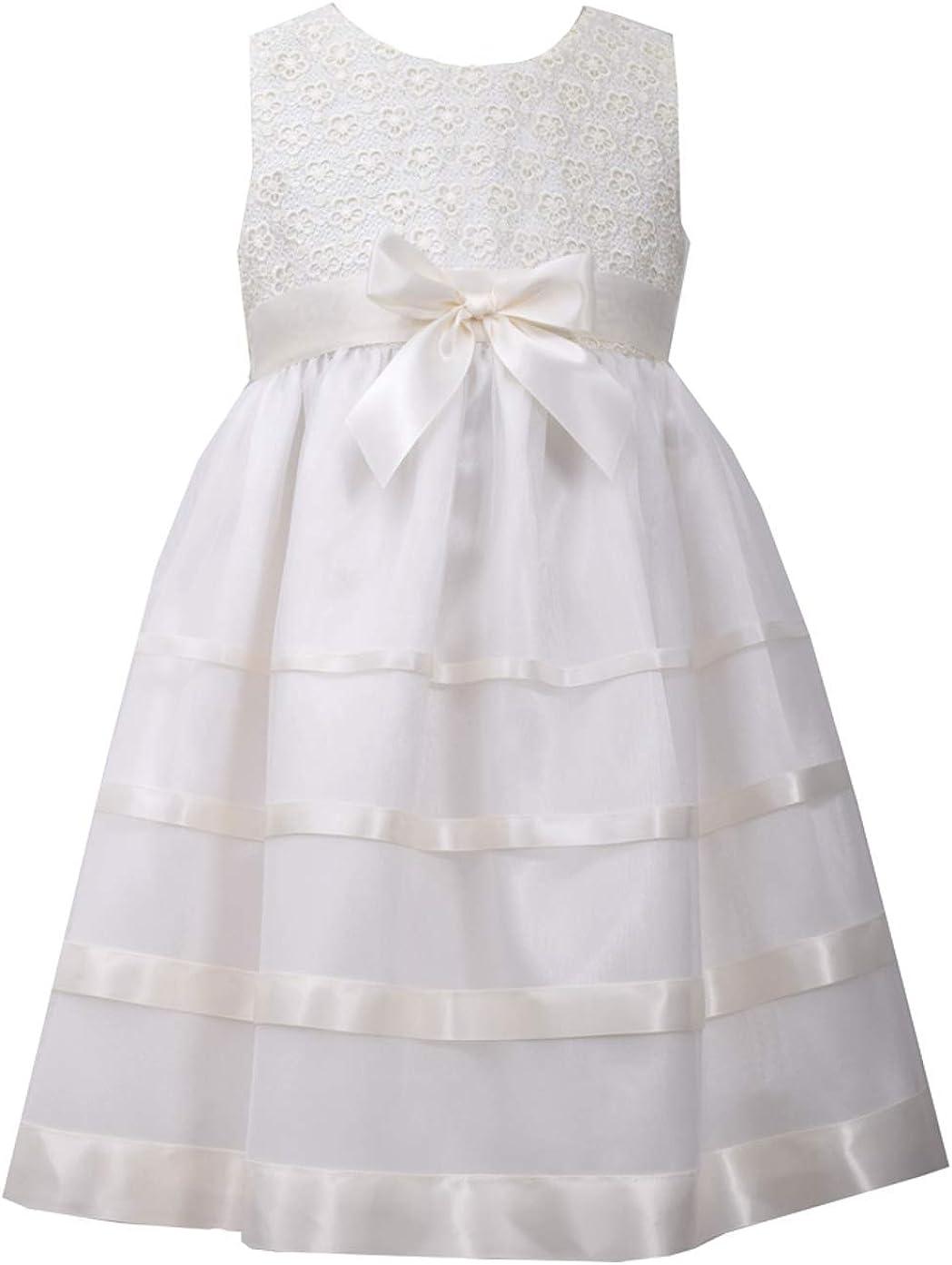 Bonnie Jean Little Girls 2T-6X
