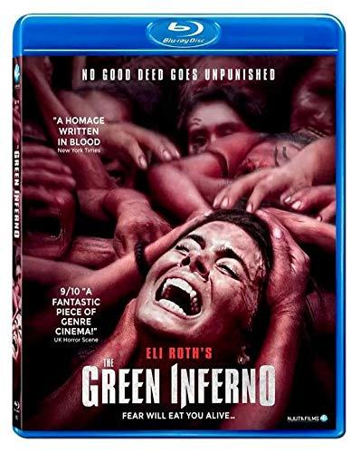 Green inferno (Blu-ray) Eli Roth (Uncut)