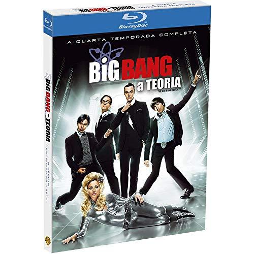 Big Bang Theory 4A Temp [Blu-ray]