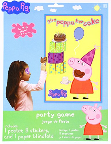 Party Game | Peppa Pig Collection | Party Accessory