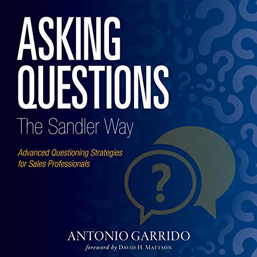 Asking Questions the Sandler Way cover art
