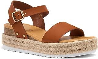 cheap brown wedge sandals