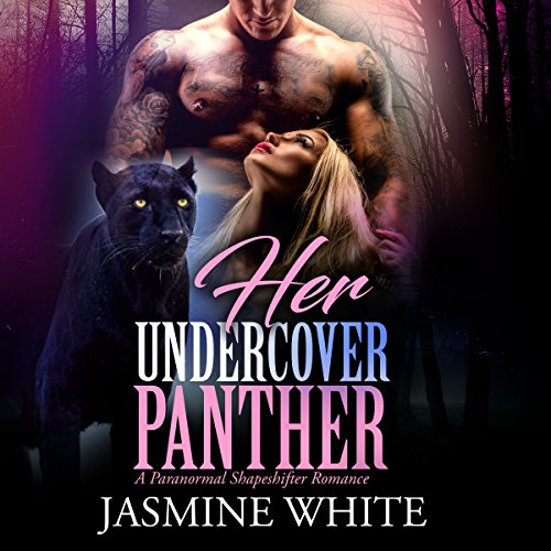 Her Undercover Panther audiobook cover art
