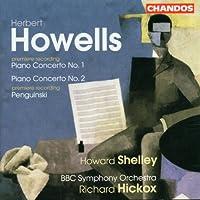 Howells: Piano Concertos 1 & 2 / Penguinski (2001-01-23)