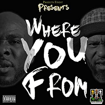 Where You From Challenge