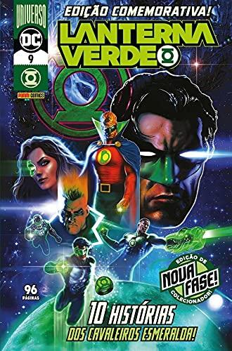 Lanterna Verde Edição 9