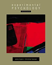 Best experimental psychology myers 7th edition Reviews