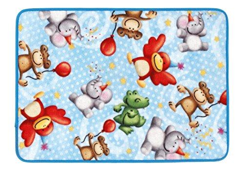 Böing Carpet Tapis pour Enfant, Multicolore