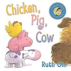 Chicken, Cow, Pig Book