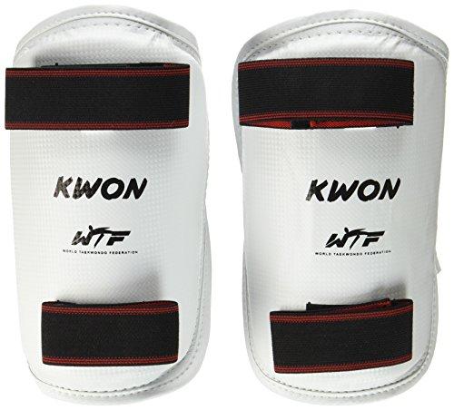 Kwon Protezione per avambraccio Evolution, Bianco (Weiß), M