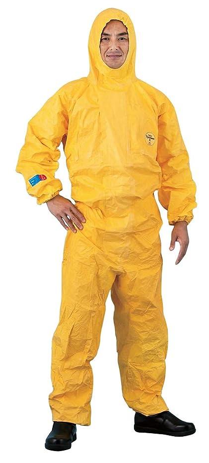 タイヤショップ吸収剤デュポン 化学防護服?タイケムC XLサイズ 疫病、粉塵、有害化学薬品に
