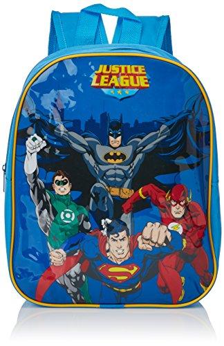 DC 9825029hv 33cm Gerechtigkeitsliga Batman/Superman/Grüne Laterne und Flash Kinder-Rucksack