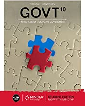 GOVT (with MindTap Political Science, 1 term (6 months) Printed Access Card)