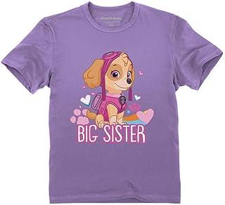 Official Paw Patrol - Skye Big Sister Toddler Kids T-Shirt