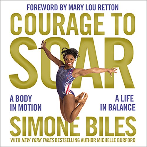 Courage to Soar audiobook cover art