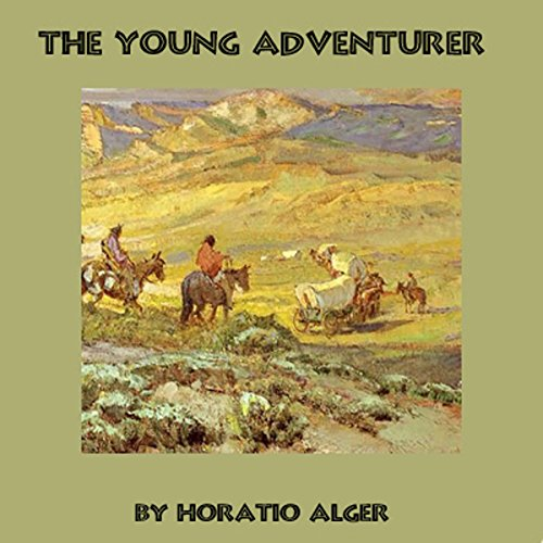 The Young Adventurer audiobook cover art