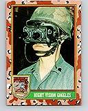 1991 Topps Desert Storm #63 Night Vision Goggles Mint