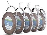 Smagnon magnetband mit 3M Kleber Kleberücken - DAS SMAGNON ORIGINAL - verschiedene Breiten &...