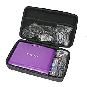 Hard Case Replacement for COOAU 11.5″ Portable DVD Player