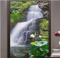 Bosakp カスタム壁壁画壁紙用壁3Dポスター市夜景大壁画壁紙リビングルーム研究寝室ホームデコレーション 360X250Cm