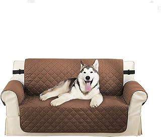 EONO by Amazon Muebles Lavables Funda Protectora de sofá de Tres plazas para Mascotas