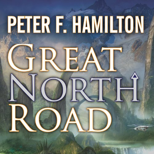 Page de couverture de Great North Road