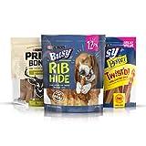 Purina Busy Bone & Prime Bones Long Lasting Dog Treats, Super Chew Bundle Pack