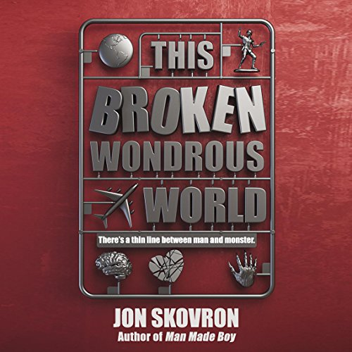 This Broken Wondrous World audiobook cover art