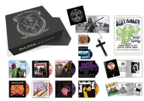 The Ten Year War (Deluxe Box Set) [Vinyl LP]