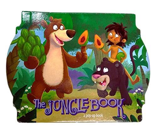 Classic Pop-Up Book - The Jungle Book - Pop-Up Board Book