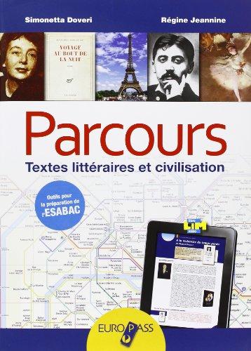 Parcours. LibroLIM. Per le Scuole superiori. Con e-book. Con espansione online [Lingua francese]