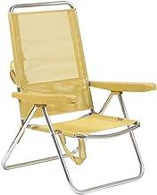 Alco Strandstoel hoog, 95 x 63 x 15 cm