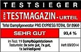 Tefal GV8960 Pro Express Total Dampfbügelstation, 2.200W, Bügelstation, Autoclean Bügelsohle, Antikalk Kollektor - 9