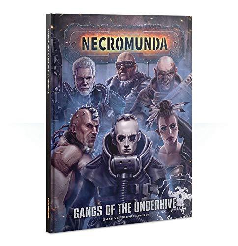 Necromunda Gangs of The Underhive (English)