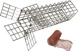 Best Squirrel Traps - Excluder One Way Squirrel and Rodent Trap Review