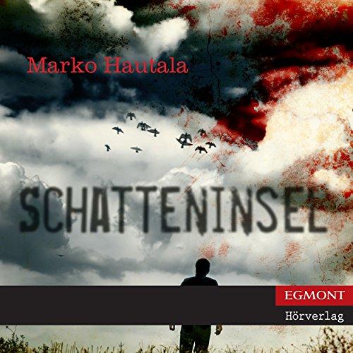 Schatteninsel audiobook cover art