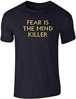 Fear is The Mind Killer Graphic Tee T-Shirt for Men