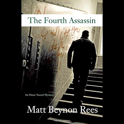 The Fourth Assassin audiobook cover art